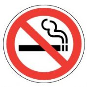 No Smoking safety sign - No Smoking Symbol 021